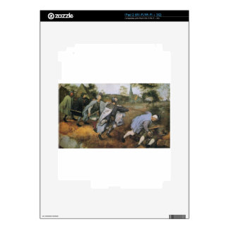 Parable of the Blind by Pieter Bruegel the Elder Skins For The iPad 2
