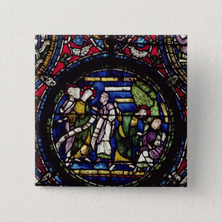 Parable of the Fig Tree, 12th Century Button