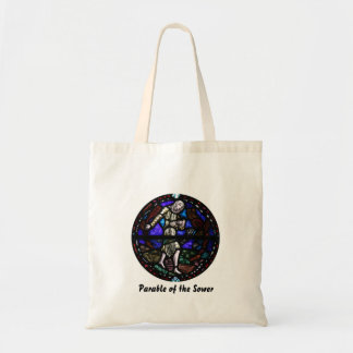 Parable of the Sower Stained Glass Art Bag