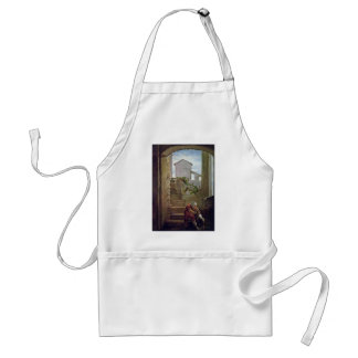 Parable Of The Wicked Servant By Fetti Domenico Apron