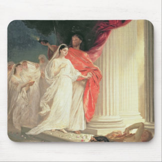 Parable of the Wise and Foolish Virgins, 1886 Mouse Pad