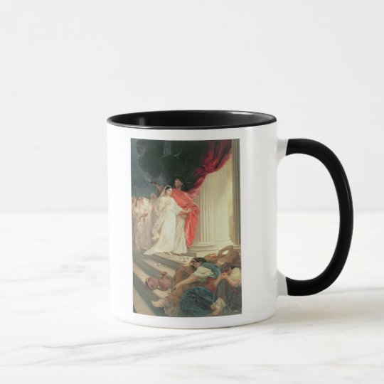 Parable of the Wise and Foolish Virgins, 1886 Mug