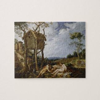 Parable of Wheat, Tares - Abraham Bloemaert (1624) Puzzles