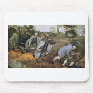 Parábola de las persianas de Pieter Bruegel la Tapetes De Ratones