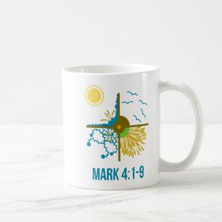 Parábola del sembrador/cuatro suelos - evangelio taza