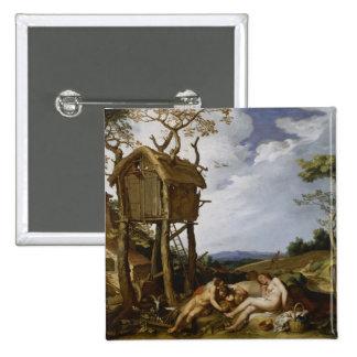 Parábola del trigo, vicias - Abraham Bloemaert (16 Pins