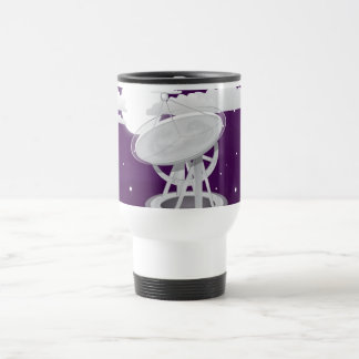 Parabolic Antenna Travel Mug
