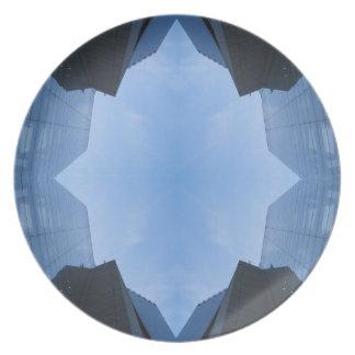 Parabolic Sensuality - CricketDiane Art Thing Dinner Plate
