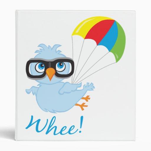 Paracaídas de Birdy