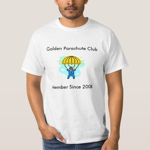 Paracaídas de oro, club del paracaídas de oro, playeras