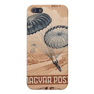 Paracaídas de Posta del Magyar iPhone 5 Funda