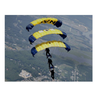 Paracaídas de Skydiving Postal