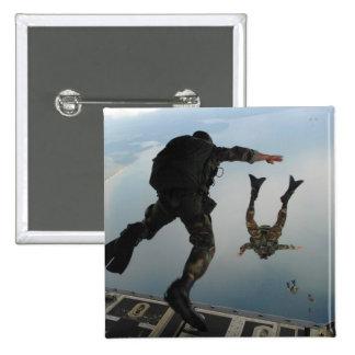 Paracaidismo de las fuerzas especiales pin