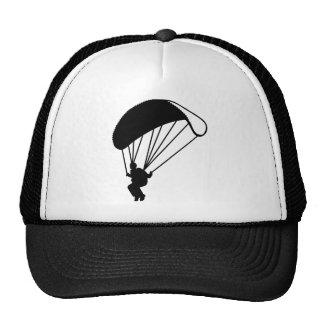 Paracaidista de Skydiving Gorras