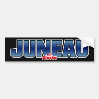 Parachoque de Juneau Pegatina Para Auto