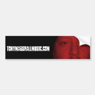 Parachoque de la cara de la luz trasera de Tonymar Pegatina Para Auto