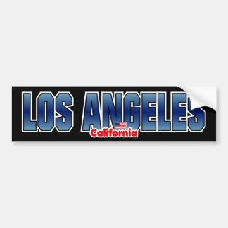 Parachoque de Los Ángeles Pegatina Para Auto