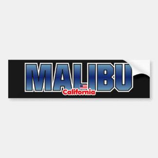 Parachoque de Malibu Pegatina Para Auto