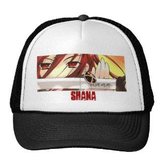 Parachoque de Shana, Shana Gorro De Camionero