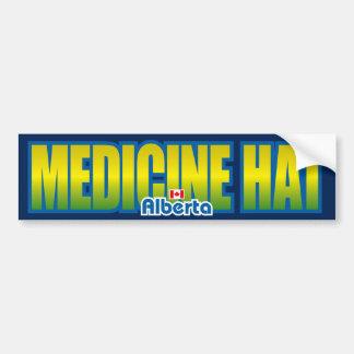 Parachoque del gorra de la medicina etiqueta de parachoque