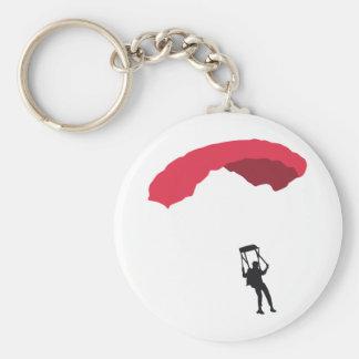 parachute 3c keychain
