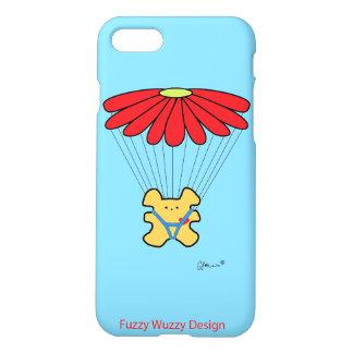 """Parachute Bear"" iPhone 7 Case"