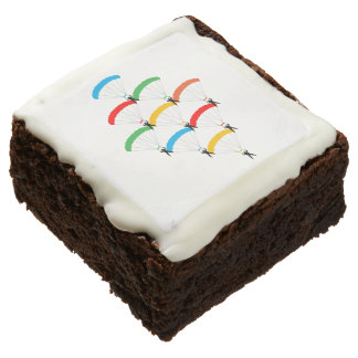 Parachute Formation Chocolate Brownie