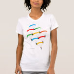 Parachute Formation T-Shirt