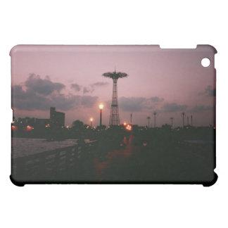 Parachute Jump, Coney Island at Sunset Case For The iPad Mini
