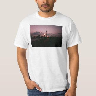 Parachute Jump, Coney Island at Sunset T-Shirt