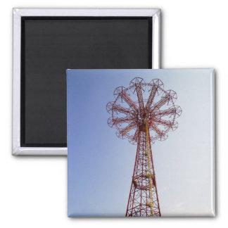 Parachute Jump - Coney Island, NYC magnet