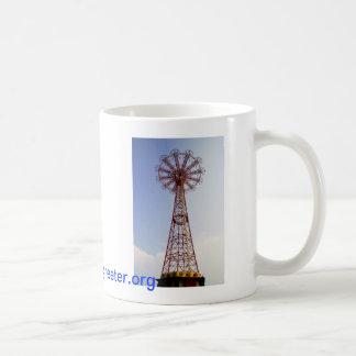 Parachute Jump - Coney Island, NYC mug