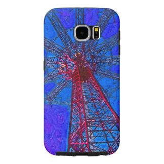 Parachute Jump Galaxy S6 Phone Case