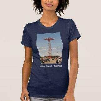 Parachute Jump Ladies' T-shirt
