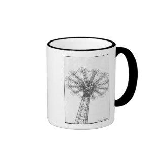 Parachute Jump Mug