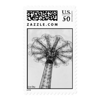 Parachute Jump Tower (Coney Is., NY) postage