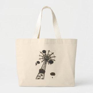 Parachute Ride Canvas Bags