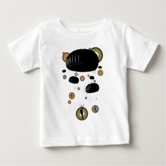 Parachute unit baby T-Shirt