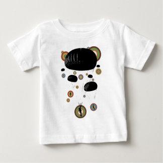 Parachute unit infant t-shirt