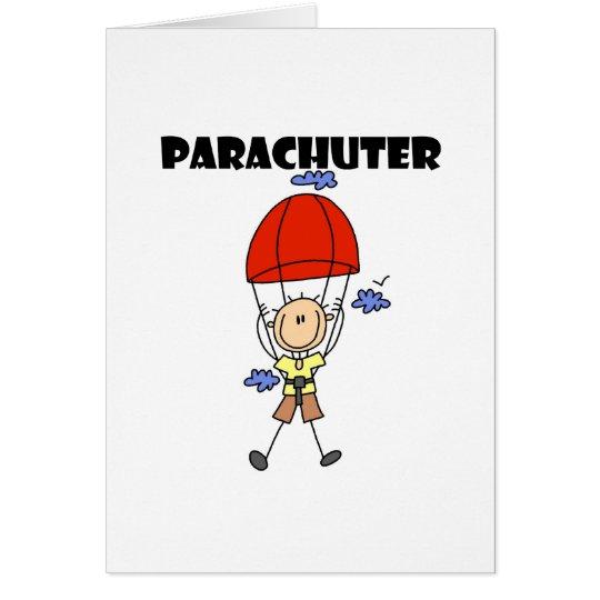 Parachuter Card