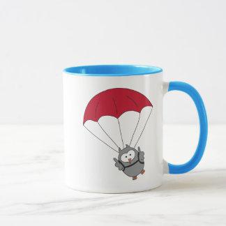 Parachuter Hooter Mug