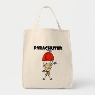 Parachuter Tshirts and Gifts Bag