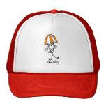 Parachuting Trucker Hat