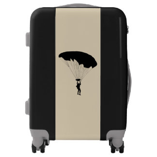 Parachutist Luggage