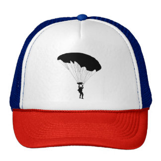 Parachutist Trucker Hat