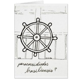 Paracoccidioides card