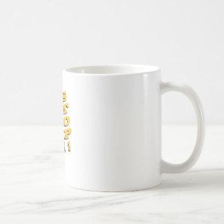 Parada 13 taza de café