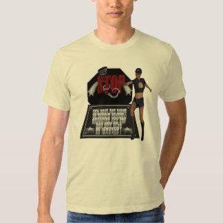 Parada - camiseta básica de American Apparel Poleras