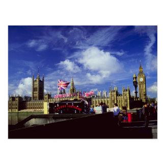 Parada del recuerdo de Londres, Inglaterra, Reino  Tarjetas Postales