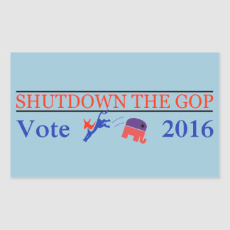 ¡Parada el GOP - voto 2016 - GOTV Democratic!